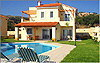 Villa Anemoni - Pool front and BBQ