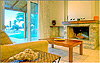 Villa Elessa - Open fireplace