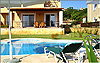 Villa Chloe - Swimming pool and paddling-pool